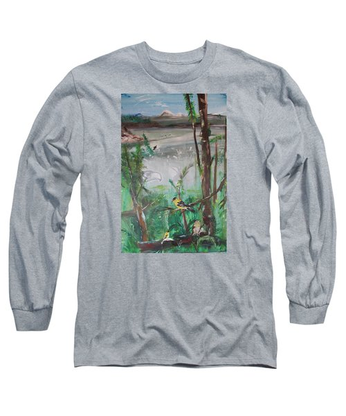 Sea To Sky Long Sleeve T-Shirt