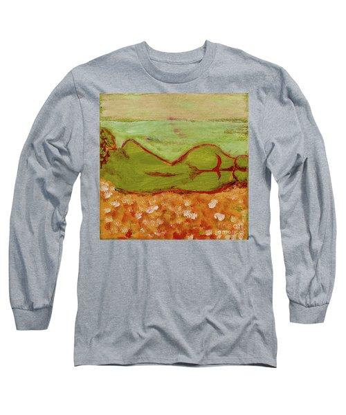 Seagirlscape Long Sleeve T-Shirt