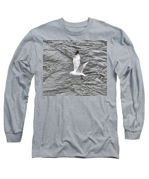 Seagull Sea Long Sleeve T-Shirt