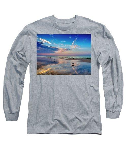 Seagulls..... Long Sleeve T-Shirt