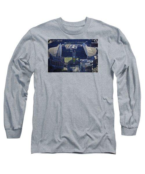 Seahawk Stadium Long Sleeve T-Shirt