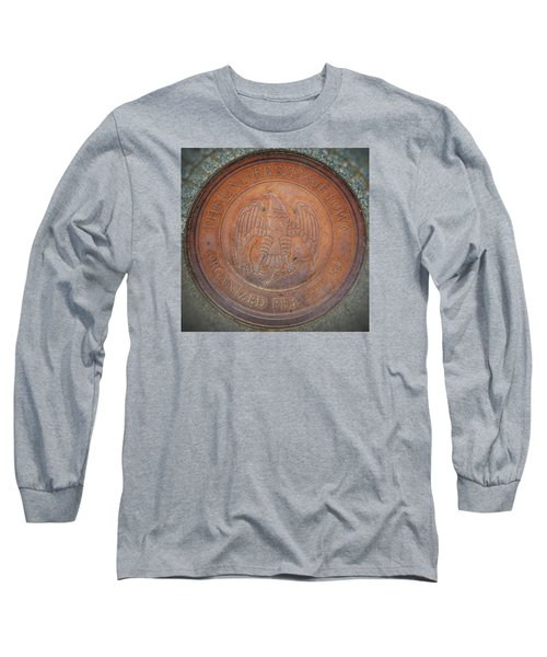 Seal Of Approval  Long Sleeve T-Shirt by Jame Hayes
