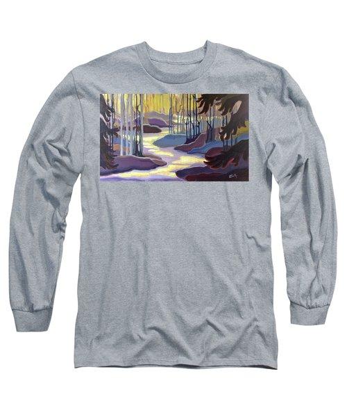 Searching Long Sleeve T-Shirt
