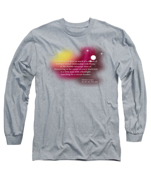 Searching For A Circuit Breaker Long Sleeve T-Shirt