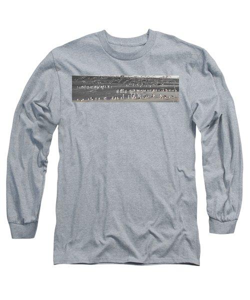 Seascape Gulf Coast, Ms F10d Long Sleeve T-Shirt