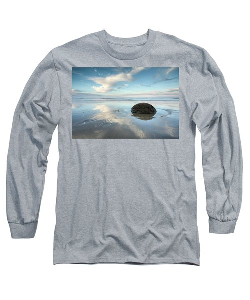 Seaside Dreaming Long Sleeve T-Shirt by Brad Grove