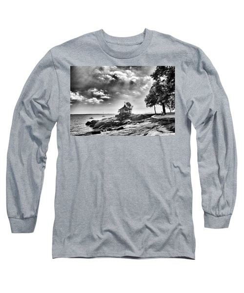 Seaside Gazebo Long Sleeve T-Shirt