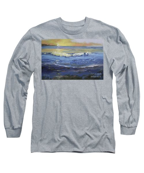 Seaside Long Sleeve T-Shirt by Mary Hubley