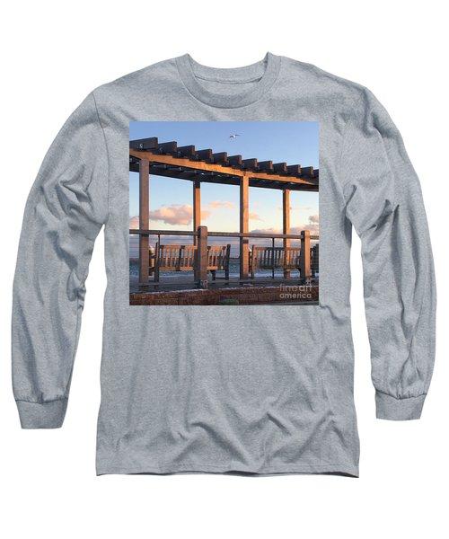 Seaside Seating  Long Sleeve T-Shirt