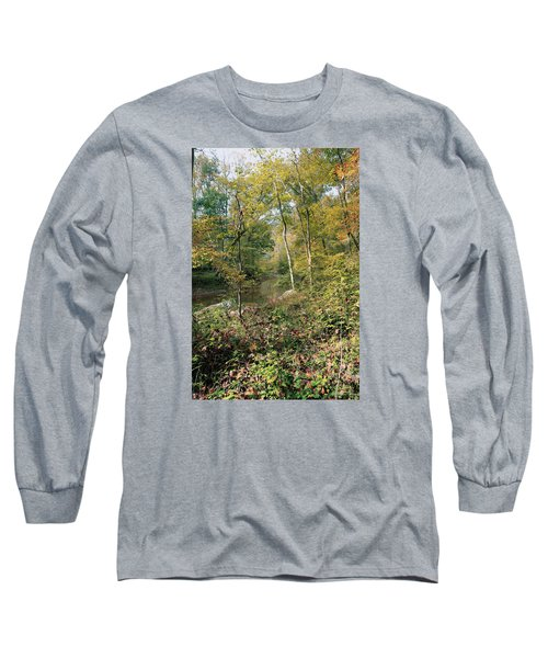 Long Sleeve T-Shirt featuring the photograph Season Of Change by John Rivera