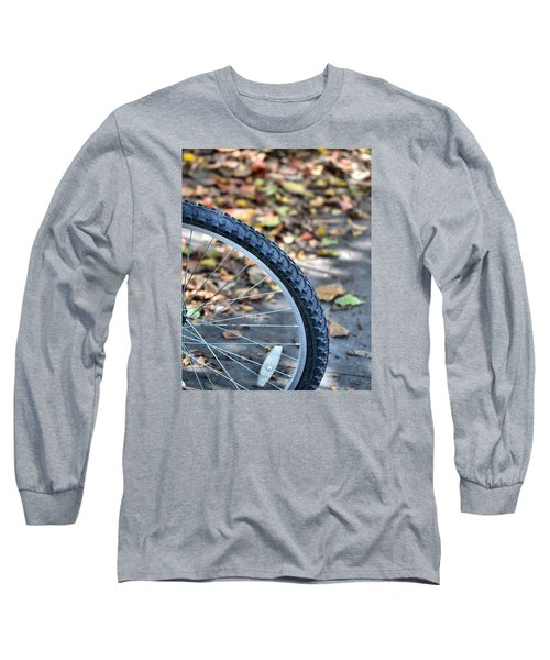 Seasonal Cycle Long Sleeve T-Shirt by JAMART Photography