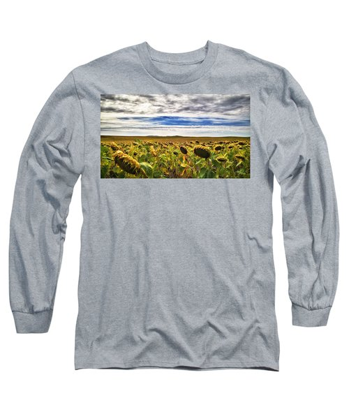Seasons In The Sun Long Sleeve T-Shirt