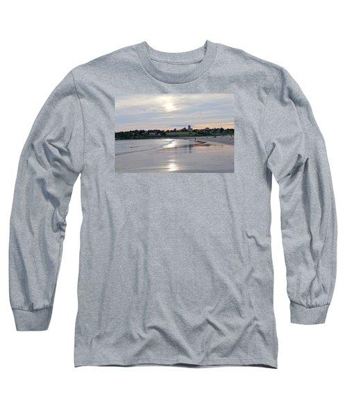 Second Beach Newport Ri Long Sleeve T-Shirt