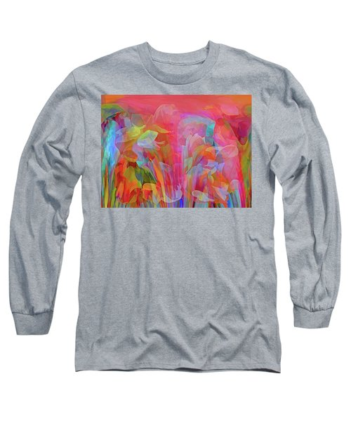 Second Day In The Garden Long Sleeve T-Shirt