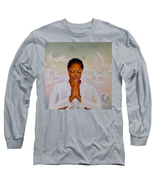 Secret Closet Long Sleeve T-Shirt by Christopher Marion Thomas