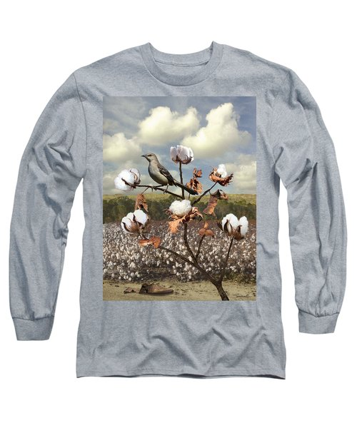 Secret Of The Mockingbird Long Sleeve T-Shirt