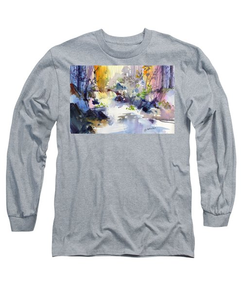 Secret Falls Long Sleeve T-Shirt