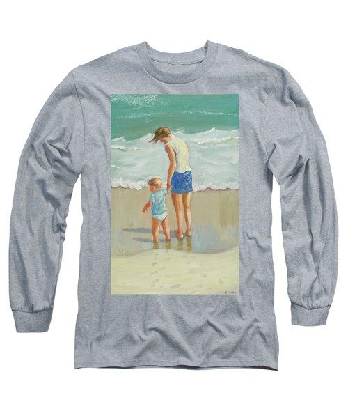 See The Sea Long Sleeve T-Shirt