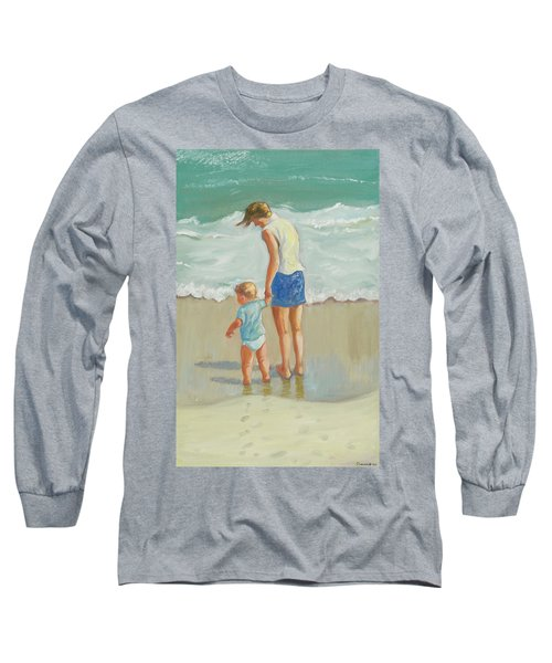 See The Sea Long Sleeve T-Shirt