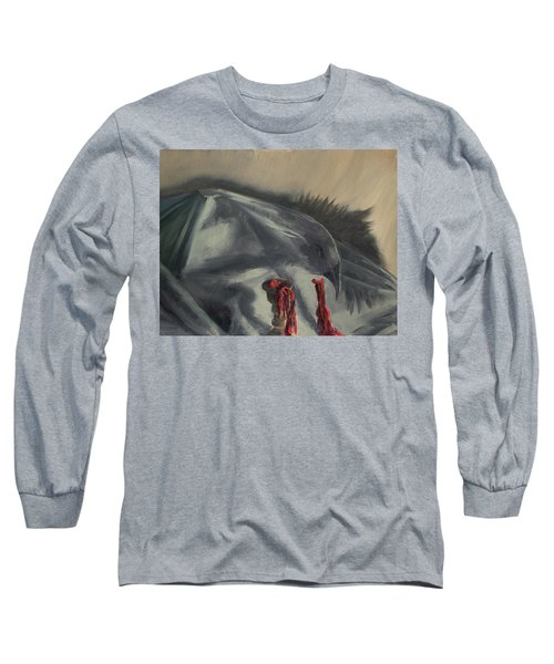 See You In The Shadows Long Sleeve T-Shirt