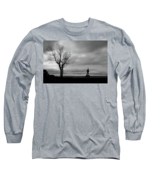 Senator Chafee And The Tree Long Sleeve T-Shirt