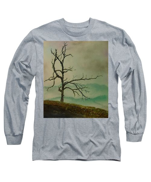 Sentinel Of The Shenandoah  Long Sleeve T-Shirt