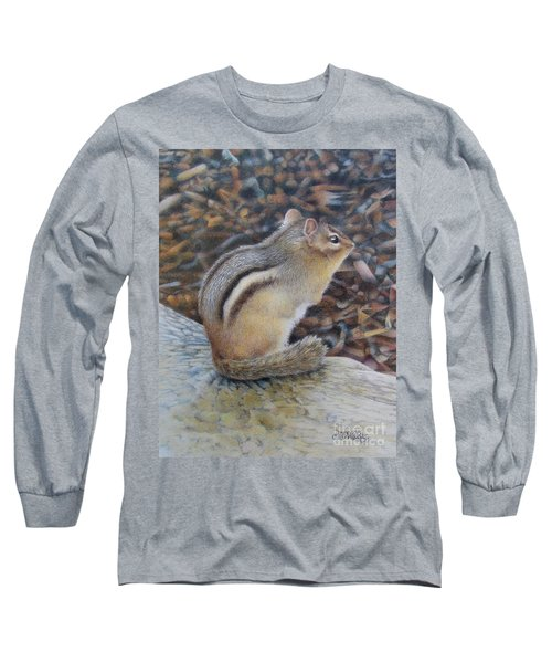 Sentinel Long Sleeve T-Shirt by Pamela Clements