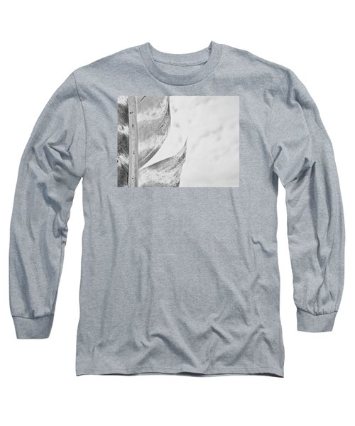 Seperated Long Sleeve T-Shirt by Tim Good
