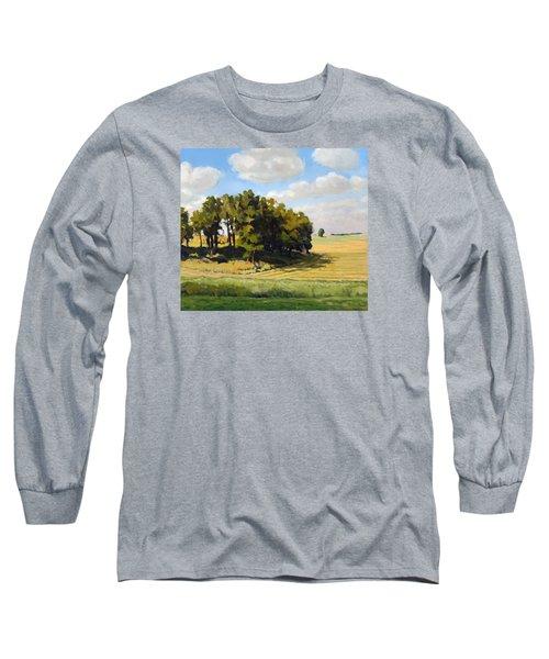 September Summer Long Sleeve T-Shirt by Bruce Morrison