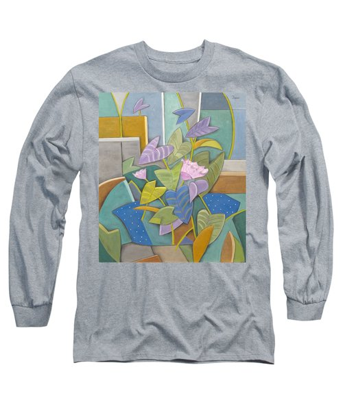 Serendipity Long Sleeve T-Shirt by Trish Toro