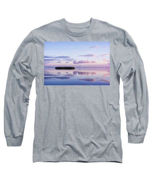 Serenity At Sunrise Long Sleeve T-Shirt
