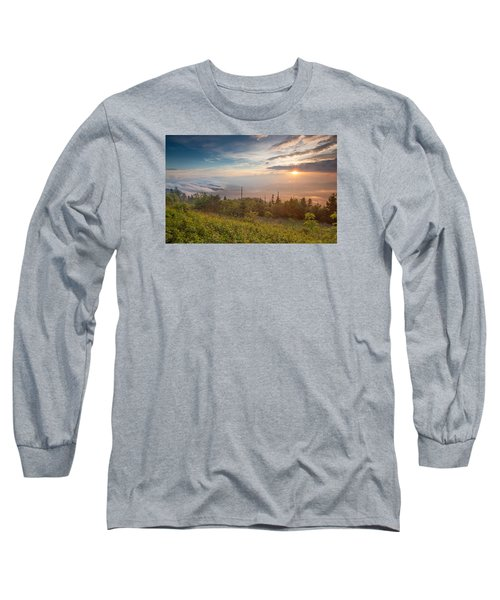Long Sleeve T-Shirt featuring the photograph Serenity by Doug McPherson