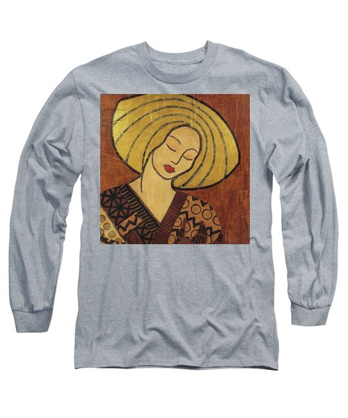 Serenity Long Sleeve T-Shirt by Gloria Rothrock
