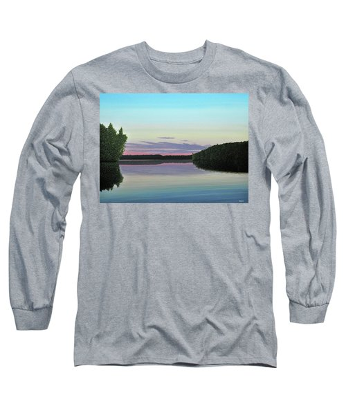 Serenity Skies Long Sleeve T-Shirt
