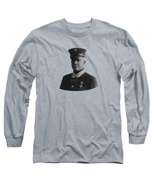 Sergeant Major Dan Daly Long Sleeve T-Shirt
