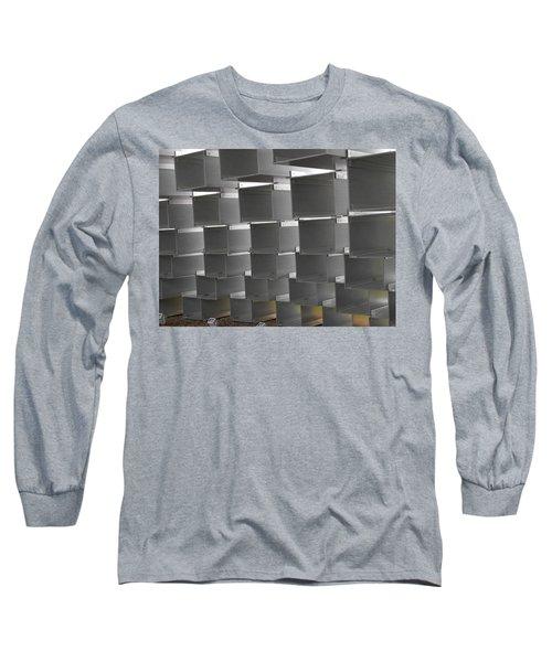 Serpentine Pavilion 12 Long Sleeve T-Shirt