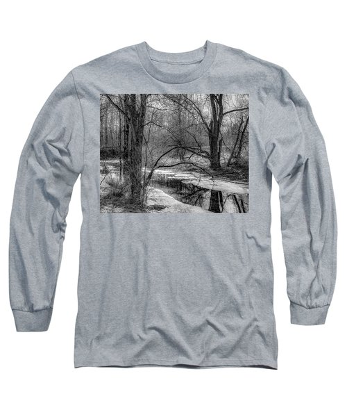Set On Defrost Long Sleeve T-Shirt