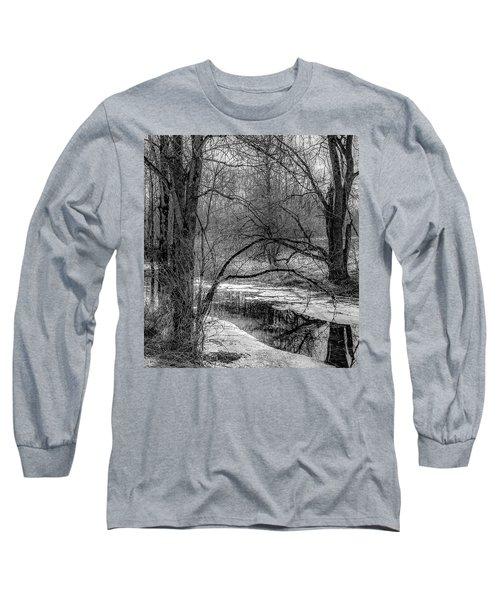 Set On Defrost Long Sleeve T-Shirt