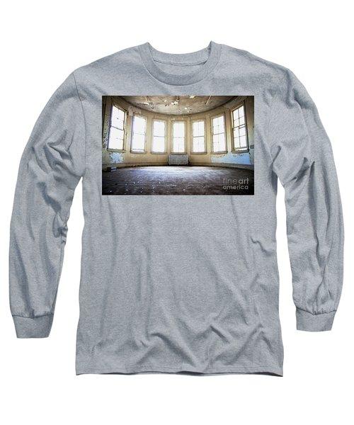 Seven Windows Long Sleeve T-Shirt by Randall Cogle