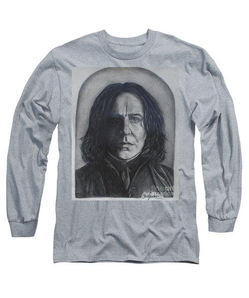 Severus Snape Long Sleeve T-Shirt