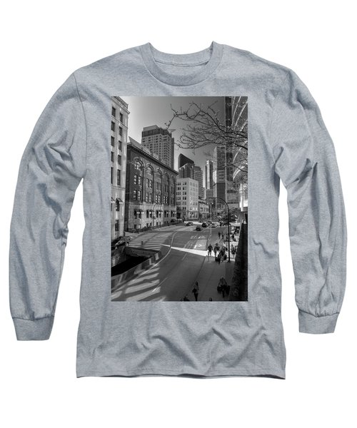 Shades Of The City Long Sleeve T-Shirt