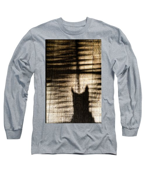 Shadow Cat Long Sleeve T-Shirt