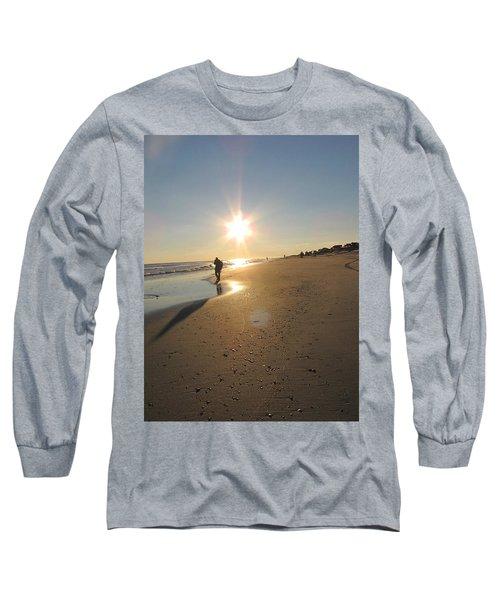 Shadow In The Sun Long Sleeve T-Shirt