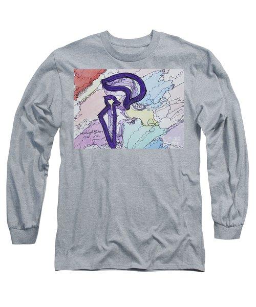 Shadow Kuf Long Sleeve T-Shirt