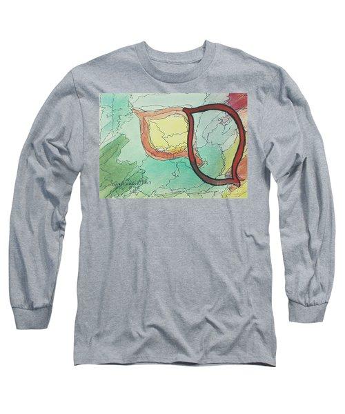 Shadow Yud Long Sleeve T-Shirt