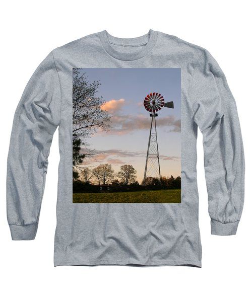Long Sleeve T-Shirt featuring the photograph Shadows Fall  by Bonnie Willis