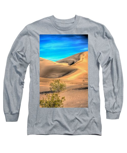 Shadows In The Sand Long Sleeve T-Shirt