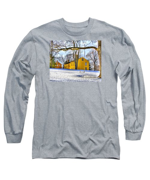 Shaker Swing In Winter 2 Long Sleeve T-Shirt