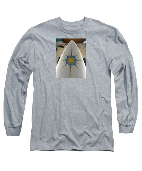 Shaping And Painting  Long Sleeve T-Shirt