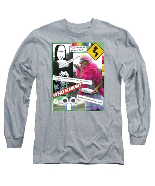 Share The Laughter Long Sleeve T-Shirt